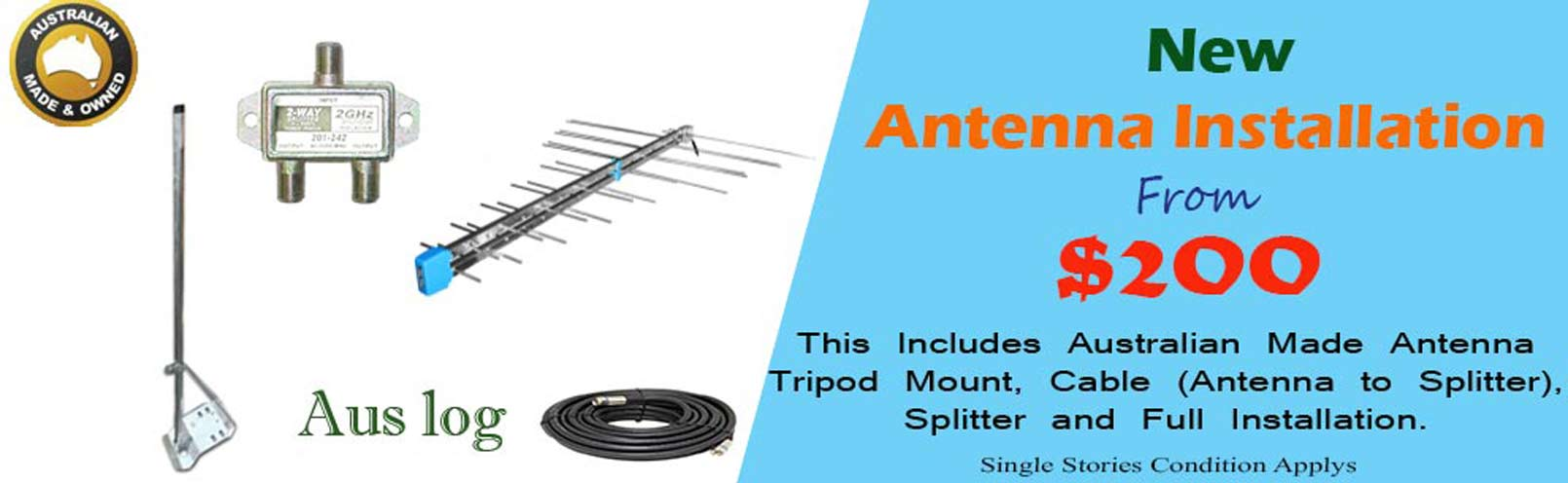 New Digital and HD Antenna <a href='new-tv-antenna'>Read More</a>