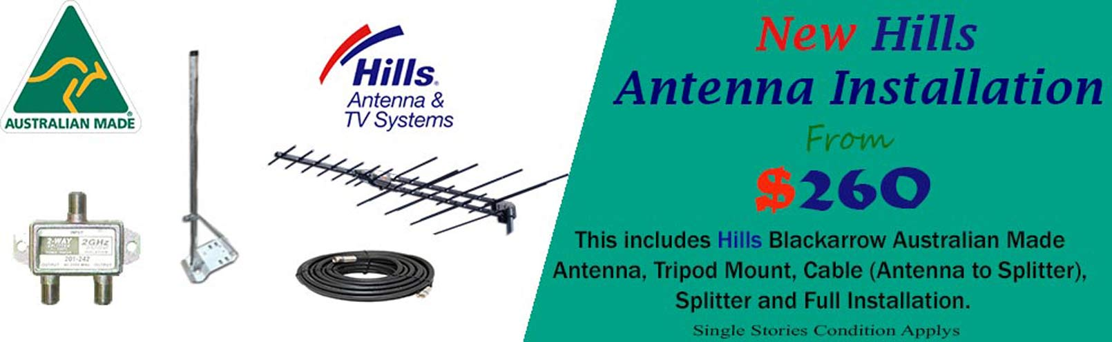 Hills Digital Antenna <a href='Specials'>Read More</a>